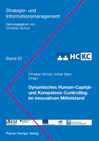 Dynamisches Human-Capital- und Kompetenz-Controlling im innovativen Mittelstand