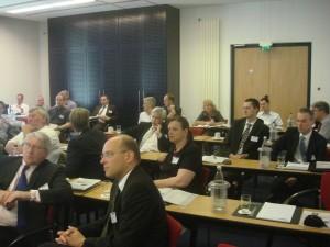 Teilnehmer beim Workshop Human Capital Controlling