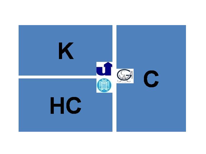 Aufbau HC-KC